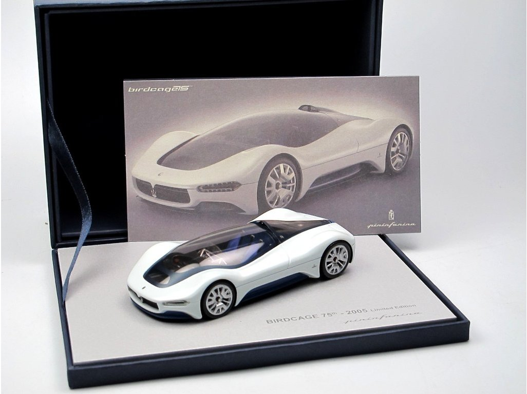 Maserati Birdcage model 1:43