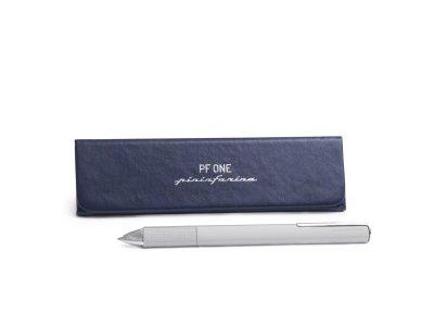 PININFARINA PF ONE kuličkové pero stříbrné