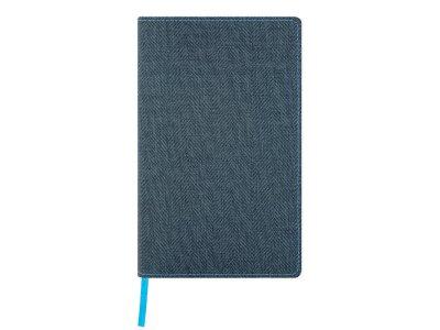 CASTELLI ZÁPISNÍK HARRIS SLATE BLUE A5 linkovaný