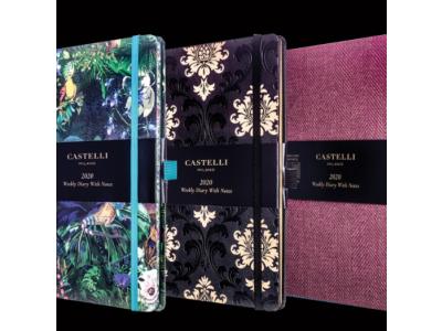 Castelli zápisníky
